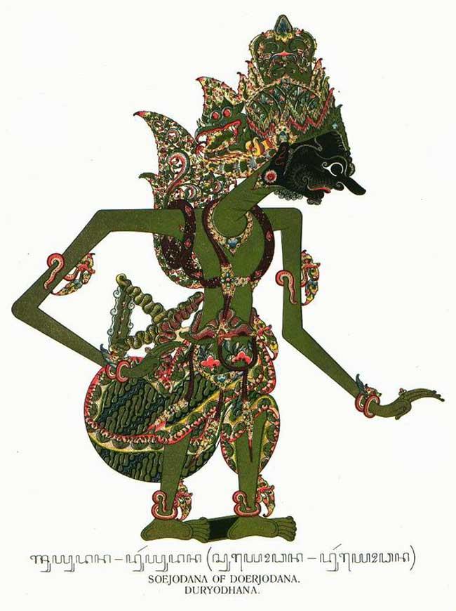 Wayang Mahabharata: Tokoh Kurawa dan Kejahatannya