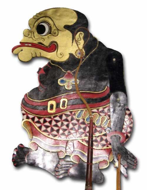 Wayang Bagong